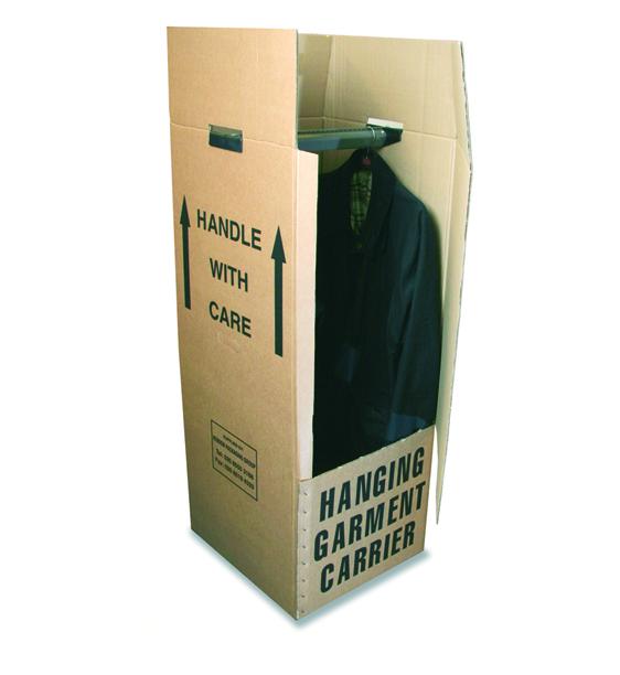 Wardrobe Cartons