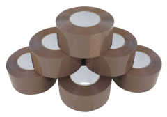 Brown Acrylic Adhesive Packaging Tape 48mm x 150m