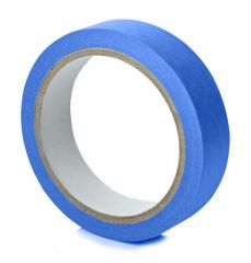 Blue UV Resistant Masking Tape 24mm x 50m
