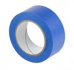Blue UV Resistant Masking Tape 48mm x 50m