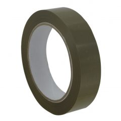 Brown PVC / Vinyl Adhesive Tape 25mm x 66m