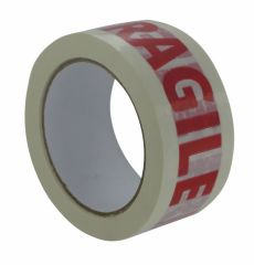 Fragile Acrylic Adhesive Packaging Tape 48mm x 50m