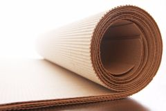 Corrugated Paper Roll 600mm x 75m